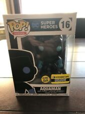 Funko Pop! Dc Justice League: Aquaman Silhouette #16 Exclusive