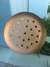 C. Jere Wall Sculptures VERY LARGE Strainer And Frying Skimmer. FREE SHIPPING