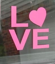 Love Novelty Oracal Vinyl Decal Sticker