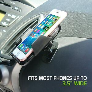 3M Adhesive Dash Car Mount Smartphone Holder Cradle for Samsung Galaxy S7 Edge