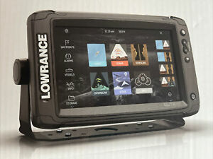 Lowrance Elite 9 Ti2  Fishfinder / Chartplotter Active Imaging 3-in-1 Tranducer