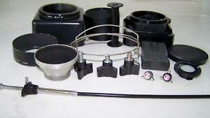 Miscellaneous Camera Equipment Bundle