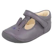 Chaussures gris boucle pour bébé