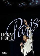 Lionel Richie: Live in Paris DVD