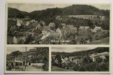 Ansichtskarte Oberndorf  Simmelsdorf   Gasthaus Linde Feldpost Lauf 1940