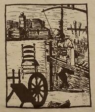 Vintage 1980s BYU Woodworking Symposium 50/50 Made in USA Men's Medium Shirt