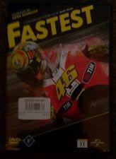 Fastest DVD (2012 / NORDIC SLEEVE ) NEW Bikes/Racing/Motorsport