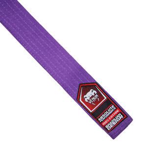 Venum Brazilian Jiu-Jitsu Purple Belt