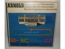 Arnold  N ( Deutschland ) 7691  Electronic Block für 3 Blockstrecken