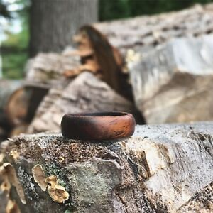 Handmade Arizona Ironwood Wood Ring | Men's Ring | Women's Ring Size 6.5 - 11