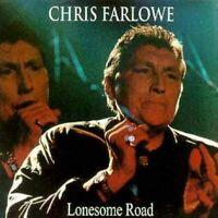 Chris Farlowe Lonesome Road (2016) 11-track CD Album Neu/Verpackt