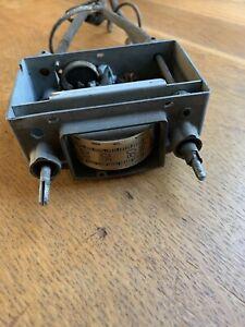 1938-1939 Lincoln Zephyr Dashboard Radio Control