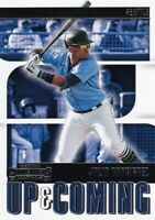 2020 CONTENDERS UP & COMING RC JULIO RODRIGUEZ SEATTLE MARINERS ROOKIE  B5470