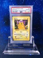GEM MINT SHADOWLESS PSA 10 Pikachu Red Cheeks 58/102 Base Set No 1st 1. P004