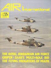 Air International Nov.1987 Sweden JAS 39 Gripen McDonnell FH-1 Navy Phnntom DC-9