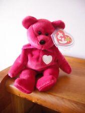 Ty Valentina the Bear Beanie Baby - 1998