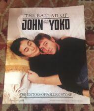 THE BALLAD OF JOHN AND YOKO: PROMOTIONAL POSTER
