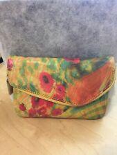 NWOT HOBO Watercolor Floral Daria Crossbody Bag Handbag *ADORABLE*