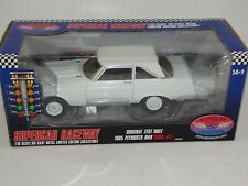 Ertl Supercar Collectibles 1965 Plymouth AWB Original Test Mule 1:18 Diecast Car