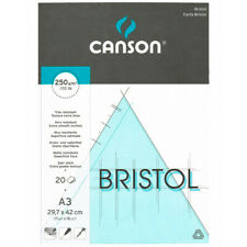 Canson Bristol Paper Pad - Choose Your Size