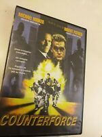 Dvd COUNTERFORCE con michael rooker y robert patrick