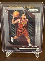 2018 - 2019 Panini Prizm Collin Sexton Rookie Card RC Cleveland Cavaliers Mint