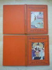 2 Bde. von Rie Cramer: Tausendundeine Nacht, Abu Mohammed, Prinzen Samarkand