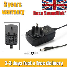 More details for 12v ac 3pin mains new for bose soundlink mini compatible power adapter charger