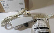 MARLEY AZTEC QMARK APT2 PLUG-IN HEATER THERMOSTAT 110-120 VAC 1200W MAX 40-100 F