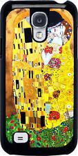 Cover per Samsung Galaxy S4 con stampa Il bacio di Klimt