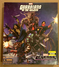Marvel Legends 6in Guardians of the Galaxy Entertainment Earth Box Set Hasbro