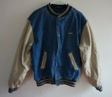 Vintage Gear for sports BMW Varsity Bomber Jacket Men's Rare! Collectible!