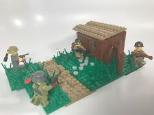 Lego ww2 Army Russian Farm Ambush Made With Real Lego(R)