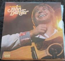 JOHN DENVER An Evening With John Denver 2LP