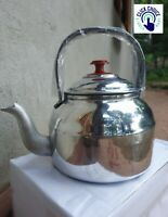 Aluminum Tea Coffee Kettle Vintage Tea Pot with Handle 2.0L Kitchen Tool