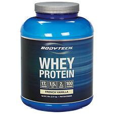 BodyTech Whey Protein - 5 lb Powder French Vanilla