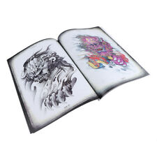 China Traditional Opera Painting Drawing Tattoo Flash Sketch Reference Book
