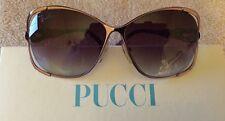 Emilio Pucci Ep114s 539 Metal & Plastic Orchid purple Women Sunglasses