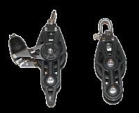 Fiddle Swivel Sailboat Hardware Nautos # 95300 Plain LINE 45 MM