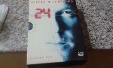 24 dvd  season one 6 disc (region 2)