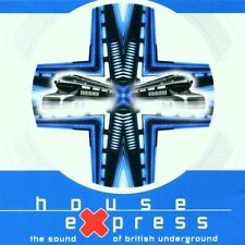 House Express the sound of brtitsh underground PROJECT M. ADEVA GRANT NELSON