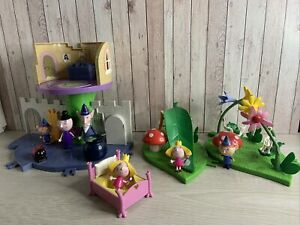 Ben And Hollys Little Kingdom Castle And Figures Play Set
