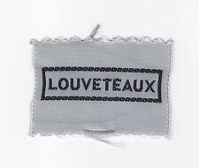 SCOUT OF FRENCH - SCOUTS DE FRANCE (SDF) LOUVETEAUX Patch