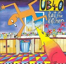 Rat in the Kitchen by UB40 CD A&M Virgin Japan for US