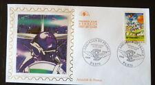 FRANCE PREMIER JOUR FDC YVERT 3172    AEROCLUB     3F   PARIS   1998