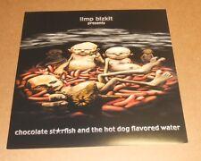 Limp Bizkit Presents Chocolate Starfish 2000 Promo Two-Sided Flat Square Post
