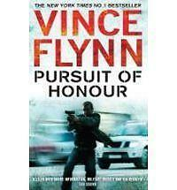 Pursuit of Honour by Vince Flynn (Paperback) New Book
