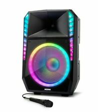 "Ion Total Pa Supreme High Power Bluetooth Pa System with Lights 500 Watt â""¢"