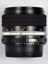 *** NEW UNUSED ** Nikon 28mm F2.8 Ai-s For F3 FM2 FE2 F2 D700 D600 FM3A D750
