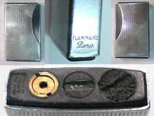 Briquet ancien - Flaminaire F20 - French Vintage Gas Lighter Feuerzeug Accendino